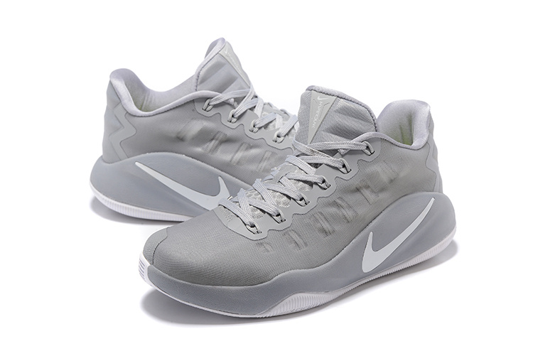 Nike Hyperdunk 2016 Low Wolf Grey Shoes