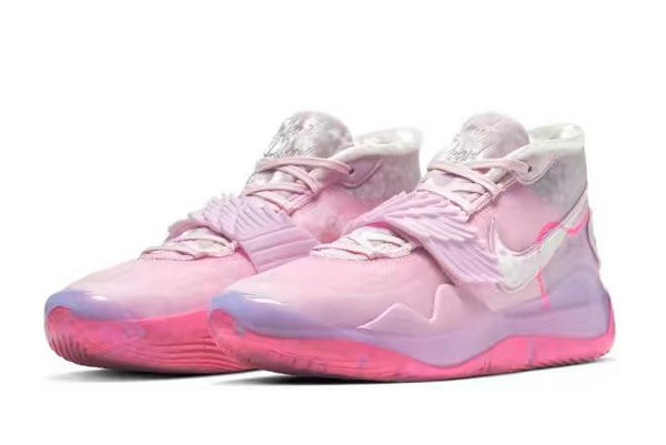 2020 Nike KD 12 Aunt Pearl Multi Color Shoes