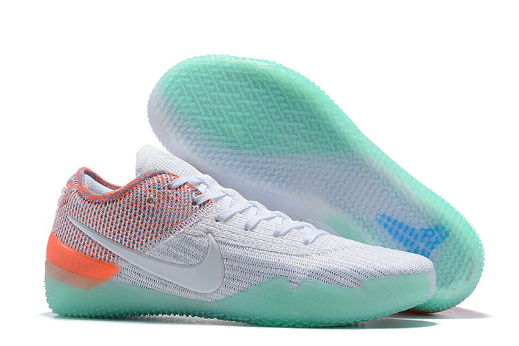 Nike Kobe 360 Degree White Colorfuls Shoes