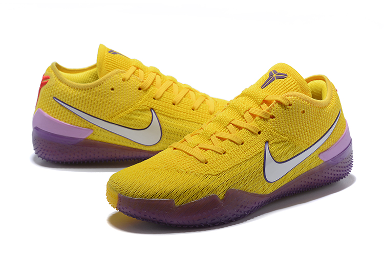 Nike Kobe 360 Degree lakers Purple Shoes