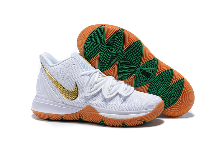 Nike Kyrie 5 Celtics Shoes