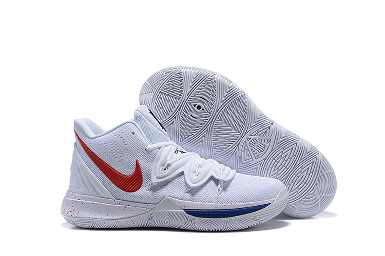 Nike Kyrie 5 The University Of Connecticut Shoes