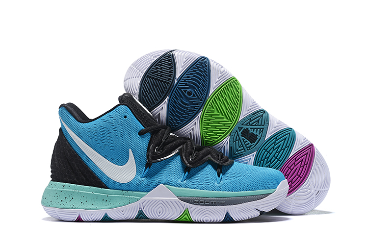 Nike Kyrie 5 luminious Water Blue Shoes