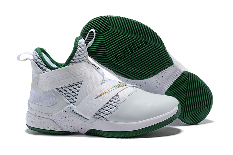 Nike Lebron Solider 12 SVSM Home Shoes