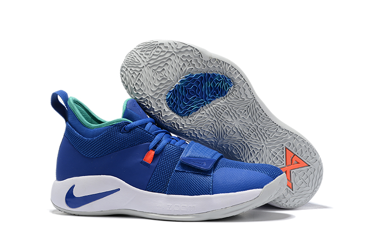 Nike PG 2 Pluse Sprite Blue Shoes