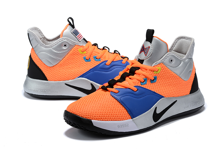 Nike PG 3 Aerospace Joint Basketball Shoes