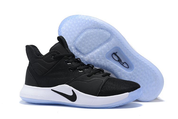 Nike PG 3 Black Icy Basketball Shoes