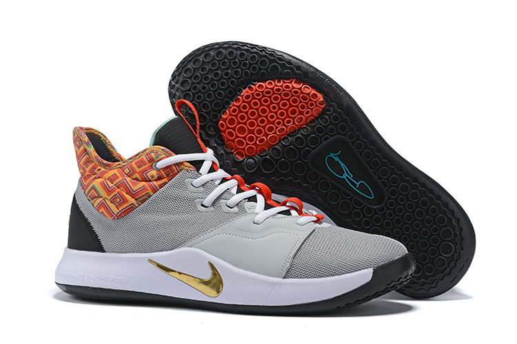 Nike PG 3 The Black Month Basketball Shoes
