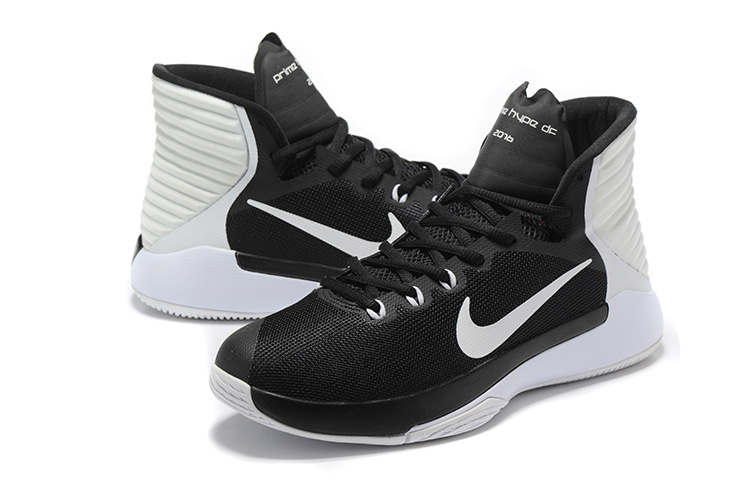 Nike Prime HYPE OF 2016 Black White All Star Shoes