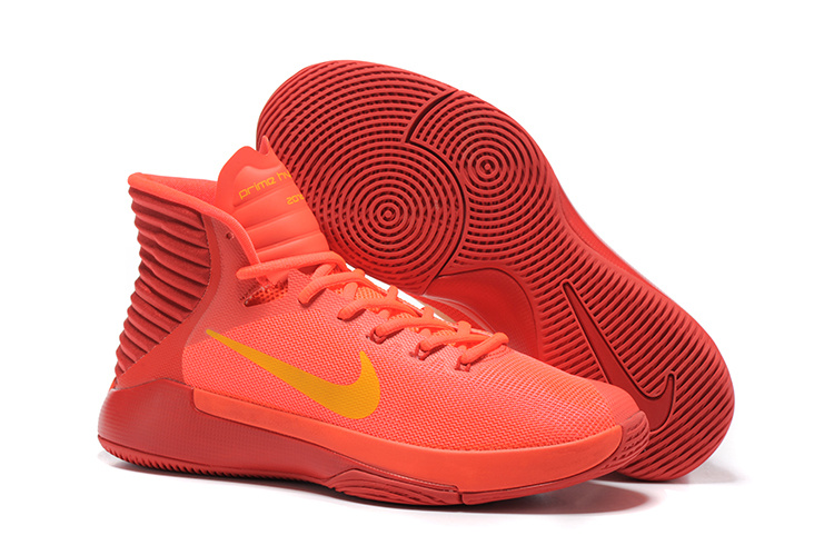 Nike Prime HYPE OF 2016 Orange Yellow Shoes