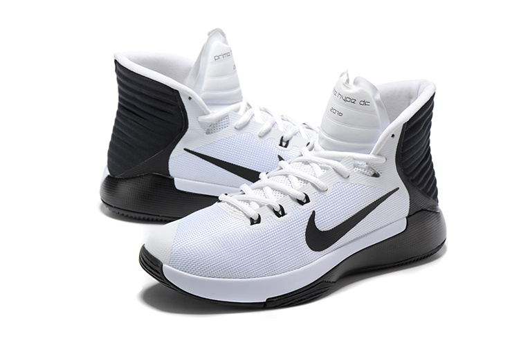 Nike Prime HYPE OF 2016 White Black All Star Shoes