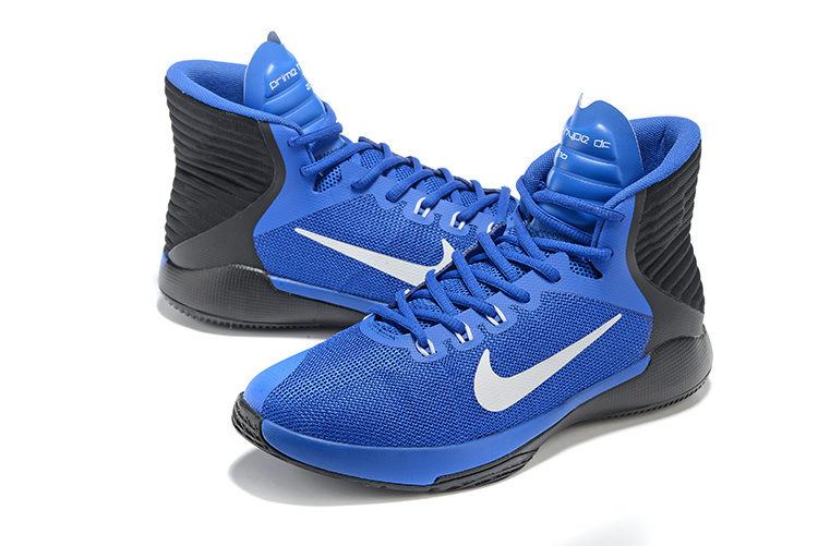 Nike Prime Hype DF 2016 Blue Black White All Star Shoes
