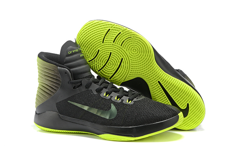 Nike Prime Hyper DF 2016 Black Green Shoes