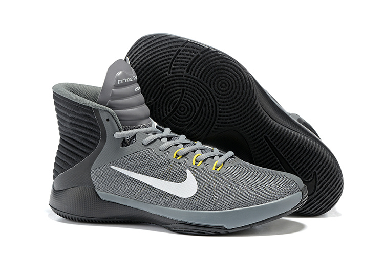 Nike Prime Hyper DF 2016 Carbon Grey Black Shoes