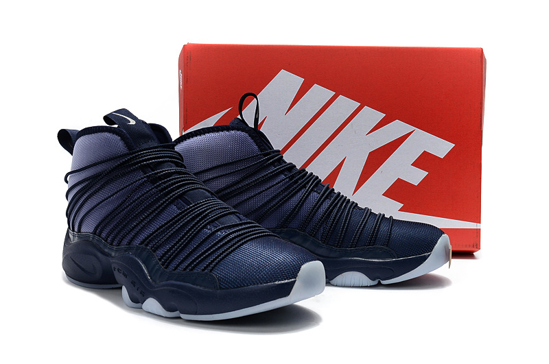 Nike Zoom Cabos Deep Blue Shoes