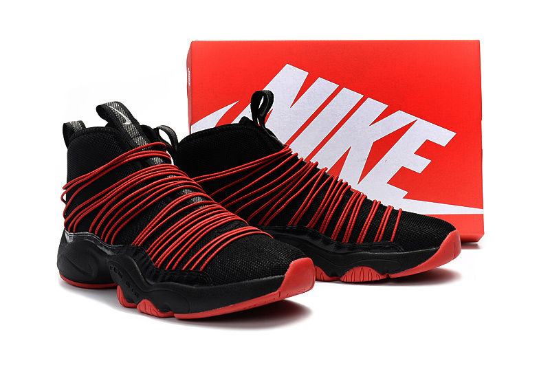 Nike Zoom Cabos Red Black Shoes