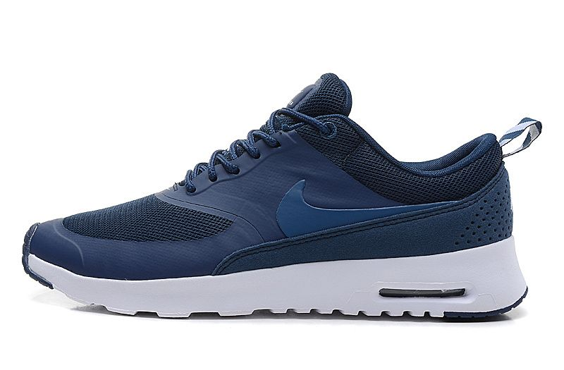 Nike Air Max trainers Thea Men Navy/White