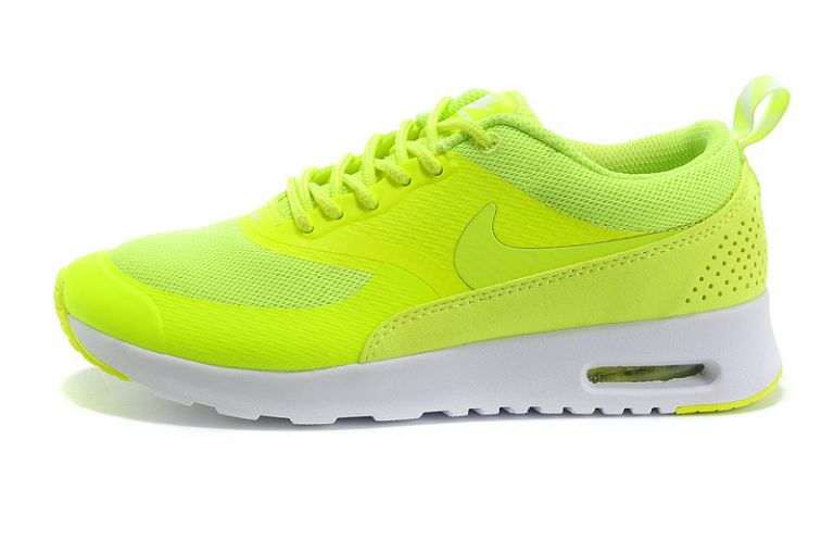 Nike Air Max Shoes Thea British Women Volt