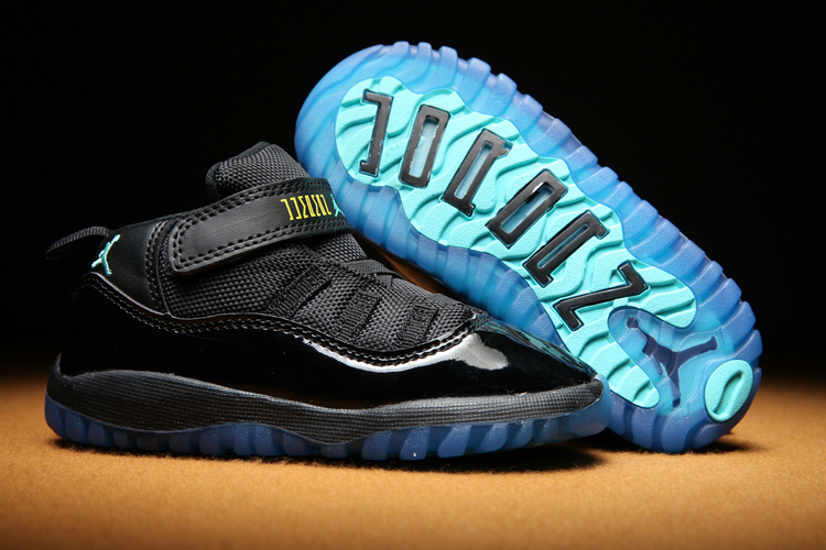 Toldders Jordan 11 Retro Gamma Blue Shoes