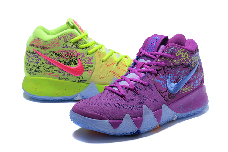 What the Kyrie of Nike Kyrie 4 Shoes For Women