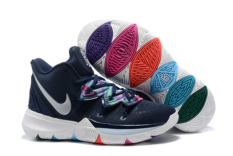 Women Nike Kyrie 5 Eye Of Spirit Shoes