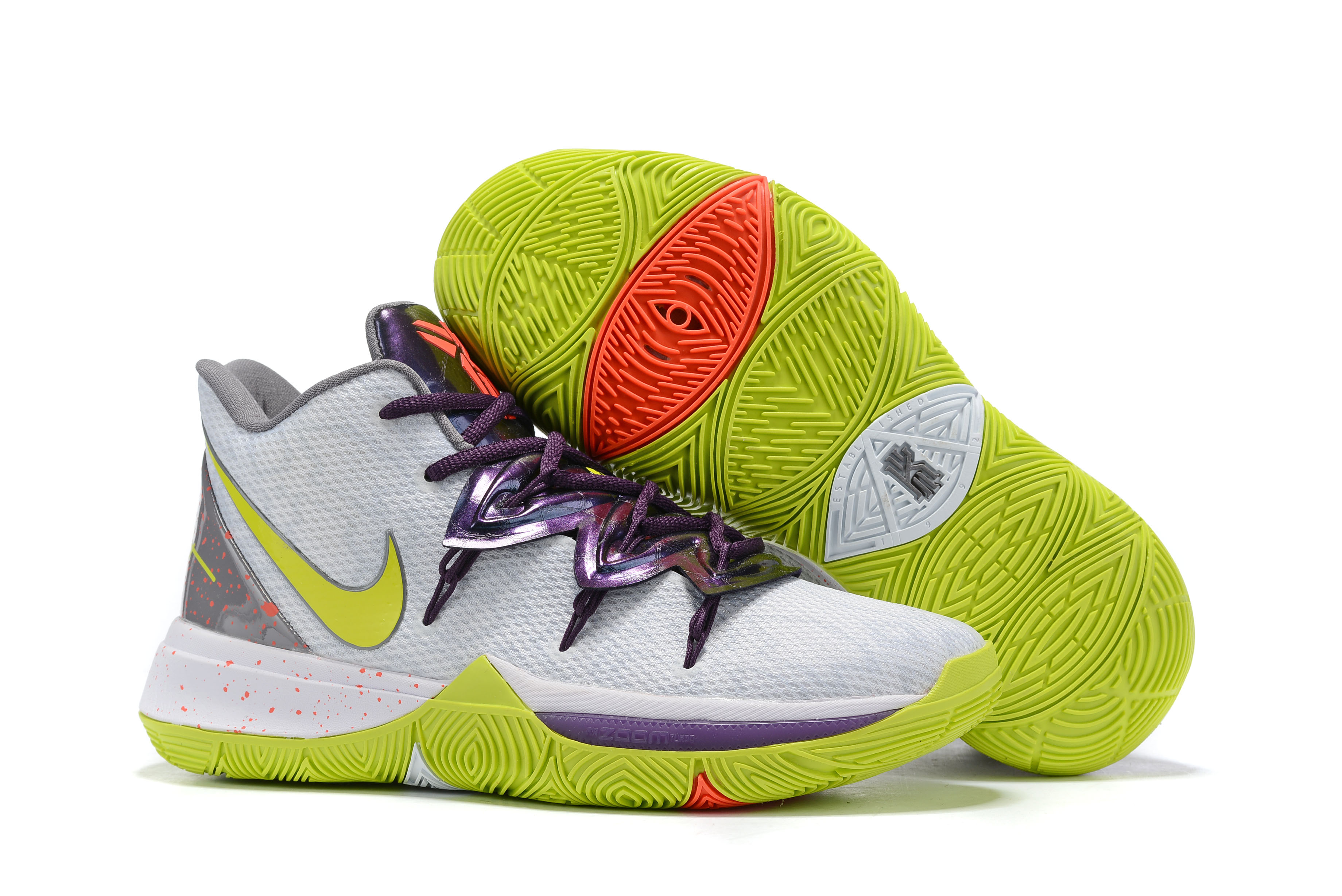 Women Nike Kyrie 5 Mamba Spirit Shoes