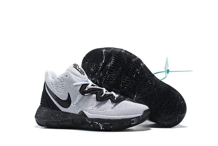 Women Nike Kyrie 5 Oreo Shoes