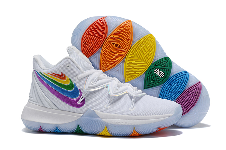 Women Nike Kyrie 5 Six Colors Shoes