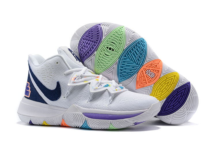 Women Nike Kyrie 5 Smiles Shoes
