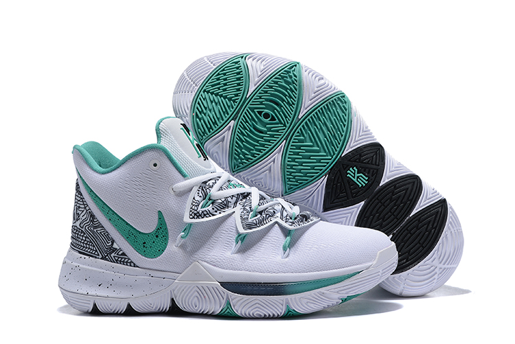 Women Nike Kyrie 5 The Eye Of The God Shoes
