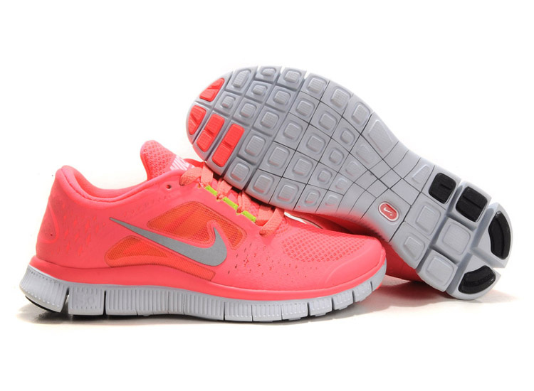 Nike Free Run 3 Women Coral / Hot Punch R3F337