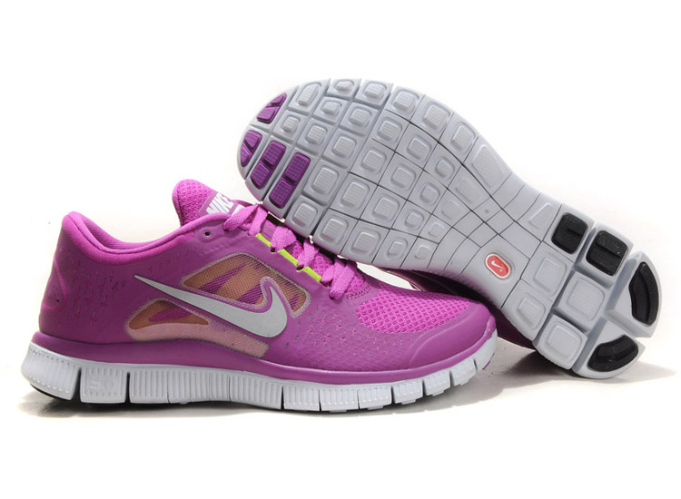Nike Free Run 3 Women Purple Red R3F356