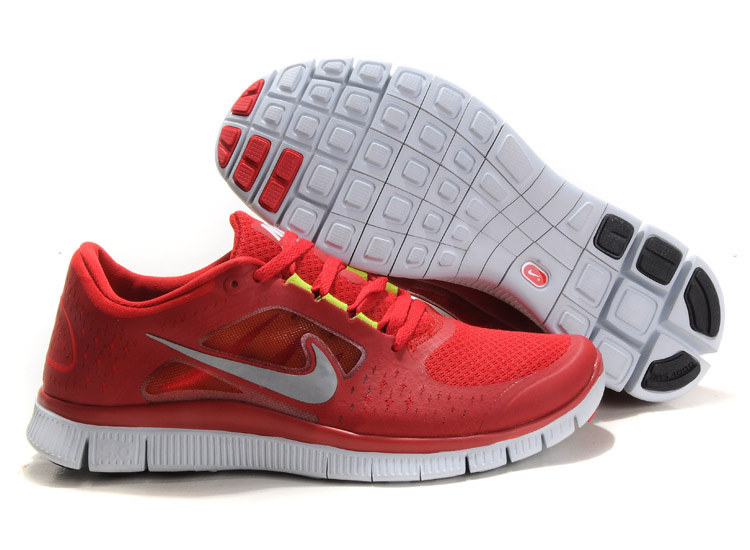Nike Free Run 3 Women Red Boutique R3F350