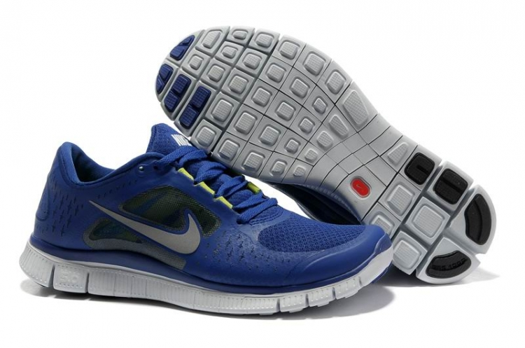 Nike Free Run 3 Women Blue R3F345