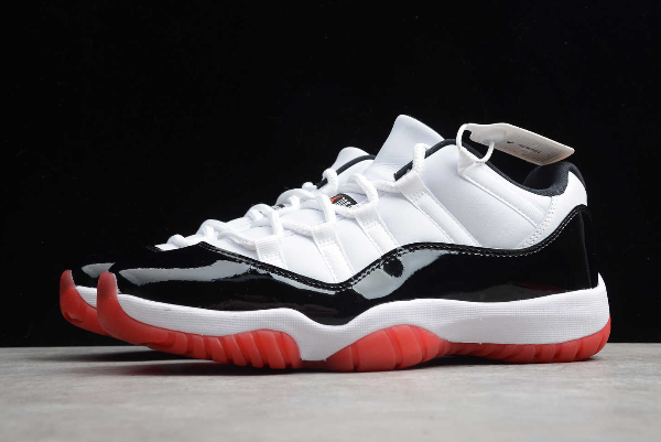 Cheap jordan 11 low concord bred newest shoes
