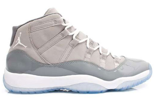 air jordan 11 retro cool greys medium grey white cool grey