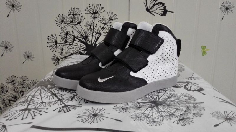 black white nike flystepper 2k3 prm